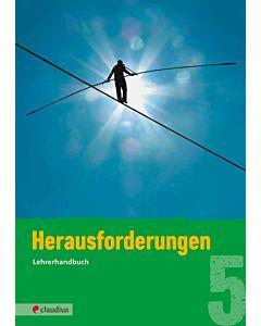 Herausforderungen 5 - Lehrerhandbuch