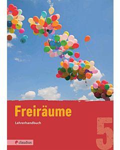 Freiräume 5 - Lehrerhandbuch