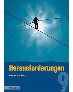 Herausforderungen 9 - Lehrerhandbuch