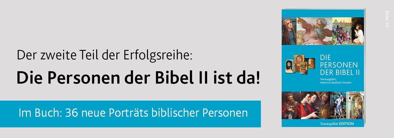 Personen der Bibel II