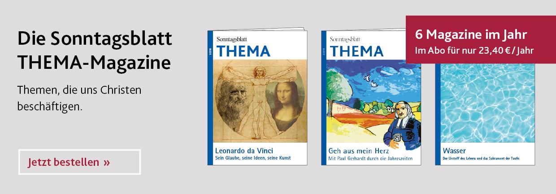 THEMA-Hefte Abo