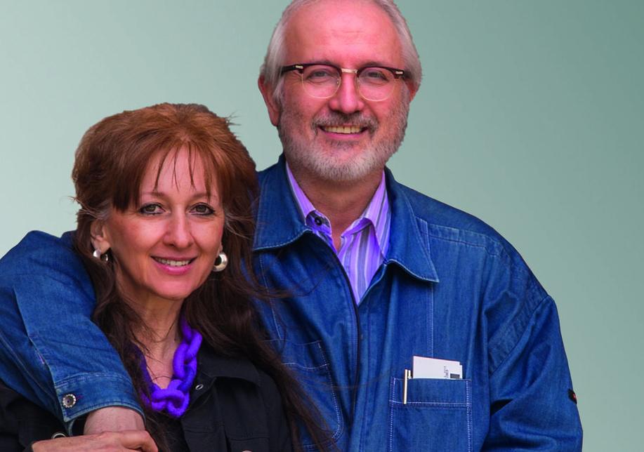 Elizabeta und Georg Karlstetter