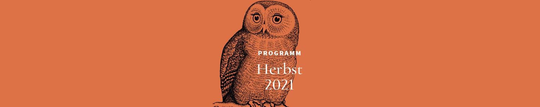 Neu im Herbst 2021