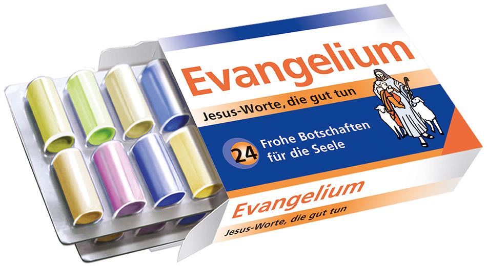 Evangelium - Jesus Worte, die gut tun