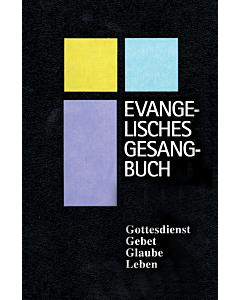Evangelisches Gesangbuch für Bayern - Geschenkausgabe Leder