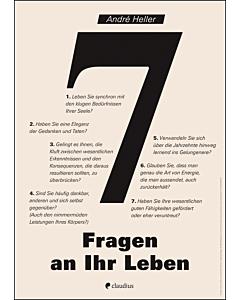 7 Fragen an Ihr Leben - Poster