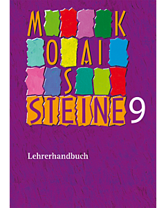 Mosaiksteine 9 - Lehrerhandbuch